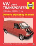Haynes workshop manual VW Type 4 Diesel 1990 to 2003 (H to 03)